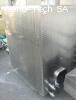 Cuve en inox carée de 2000 litres