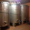 Cuve inox 3900 litres